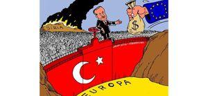 Europe, France. Un réfugié, ça vaut combien d'euros ?