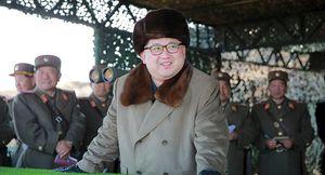Chine, Asie, Corée du nord. Pyongyang se prépare à lancer une fusée capable d'atteindre la côte est des USA.