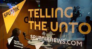 RUSSIE.Le site de Sputnik Russe, bloqué en Turquie. Afrique moyens orient.