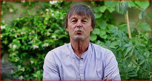 Le tribunal de la Ague en Hollande. Nicolas Hulot exprime soutien au Tribunal Monsanto. vidéo 2 minutes