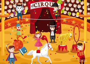Spectacle de cirque