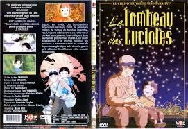 Film d'animation manga &quot&#x3B;le tombeau des lucioles&quot&#x3B;