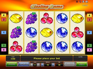 Novomatic's Sizzling Gems review
