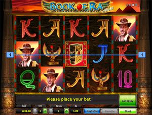 Book of Ra Deluxe online slot review
