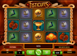 Fisticuffs online slot review