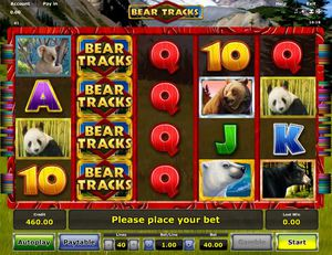 Novomatic's Bear Tracks review