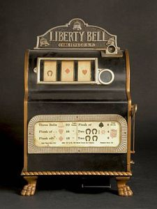 Slot «Liberty Bell» - Revolution in Spielautomaten