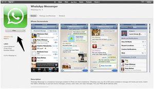 WhatsApp Web está disponível para iPhone
