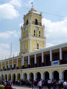 De San Cristobal à Antigua Guatemala