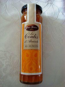 Panna Cotta amande-abricots