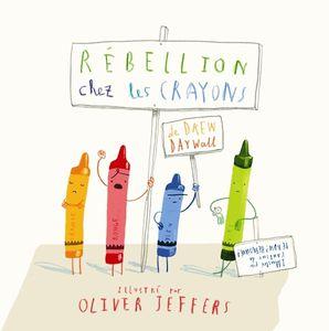 Chronique littéraire sur &quot&#x3B;Rébellion chez les crayons&quot&#x3B;