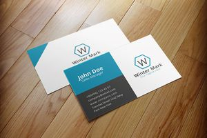 Latest Model Business Card Hn Graphics