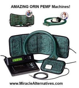 Amazing PEMF Machine