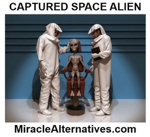 Breaking News! U.S. NAVY Captures An Actual Sector Alien!