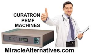New CURATRON PEMF Machine Treats Rheumatic Pain With Splendid Success!