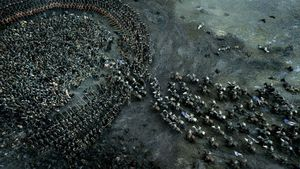 Making of : Game Of Throne &quot&#x3B;The Battle of Bastards&quot&#x3B;