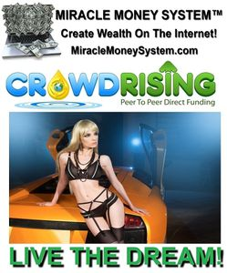 Produce A Six Figure From A Brand-new Wide range System Called CROWD RISING!