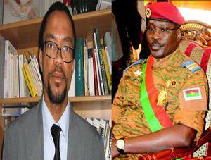 Professeur Nyamsi parle du « général » fuyard Yacouba Isaac Zida ou la ruine bien cocasse d'un polichinelle