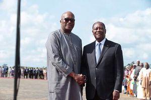 TAC – BURKINA FASO-COTE D'IVOIRE : HOMMAGE MERITE AU PRESIDENT BLAISE COMPAORE, le Grand Absent…