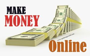 How to Earn Money Online in Four Ways