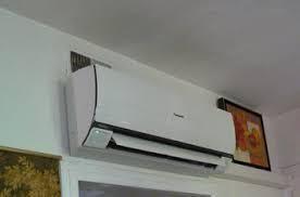 Avec un climatiseur bien installé, le chaud règne dans toutes les pièces de la maison
