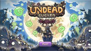 Cookie Clicker Undead Clicker