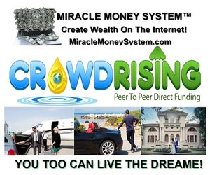 CROWD RISING! Transform $20.00 Into $11,267,102.00.