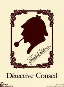 Sherlock Holmes Détective Conseil - 1