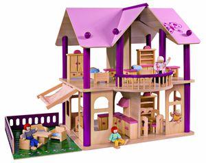 Warum Puppenstuben für Mädchen machen große Spielzeug
