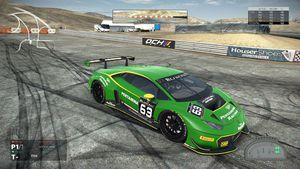 Lamborghini huracan gt3 update