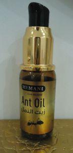 J'ai testé l'huile de fourmis