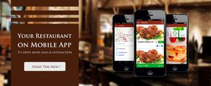 A Mobile Application For Food Ordering System