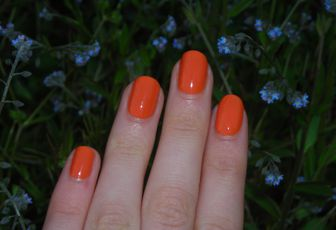 Miss Helen - Orange Pop (n°46)