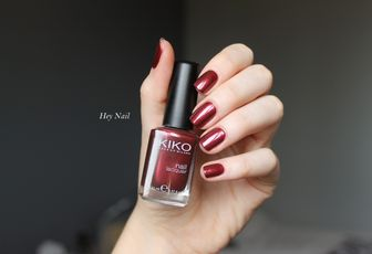 Kiko n°224 - Dark Pearly Copper