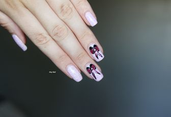 Nail Art Noeuds