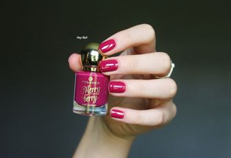 Essence - Pink & Perfect n°03 (Collection Merry Berry)