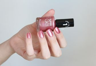 Rimmel Super Gel - N°023 Grape Sorbet
