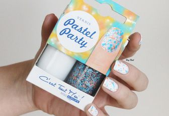 Miss Europe - Kit Pastel Party n°03 Eden