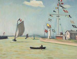 Carnet de sortie : Albert Marquet au Musée d'Art Moderne de Paris