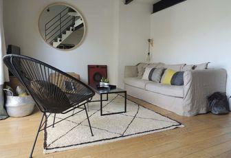 Mon salon sur Côté Maison