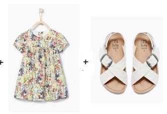 Coup de coeur pour la nouvelle co Zara Kids, petite séléction!