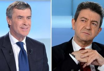 Cahuzac et Mélenchon chez Yves Calvi ; contre toute attente, la gauche qui bosse a gagné.