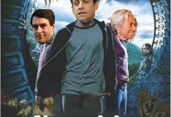 """Nicolas """"Potter"""" Sarkozy n'a pas la magie à tous les étages."""