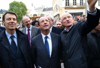 Hollande lance son tour de France