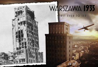 Varsovie 1935, un film , une mémoire.