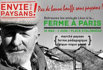 Une Ferme à Paris, y a pas que les primaires de l'UMP