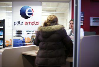 Tableau de bord du chômage en France