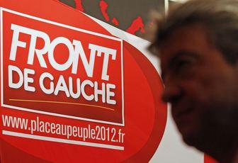 L'implantation politique du Front de Gauche