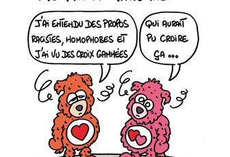 Front national : Marie-José Dussaucy ou le gloubiboulga des incultes