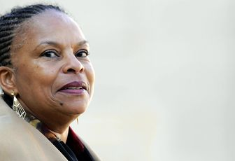 Interview de Christiane Taubira à Washington